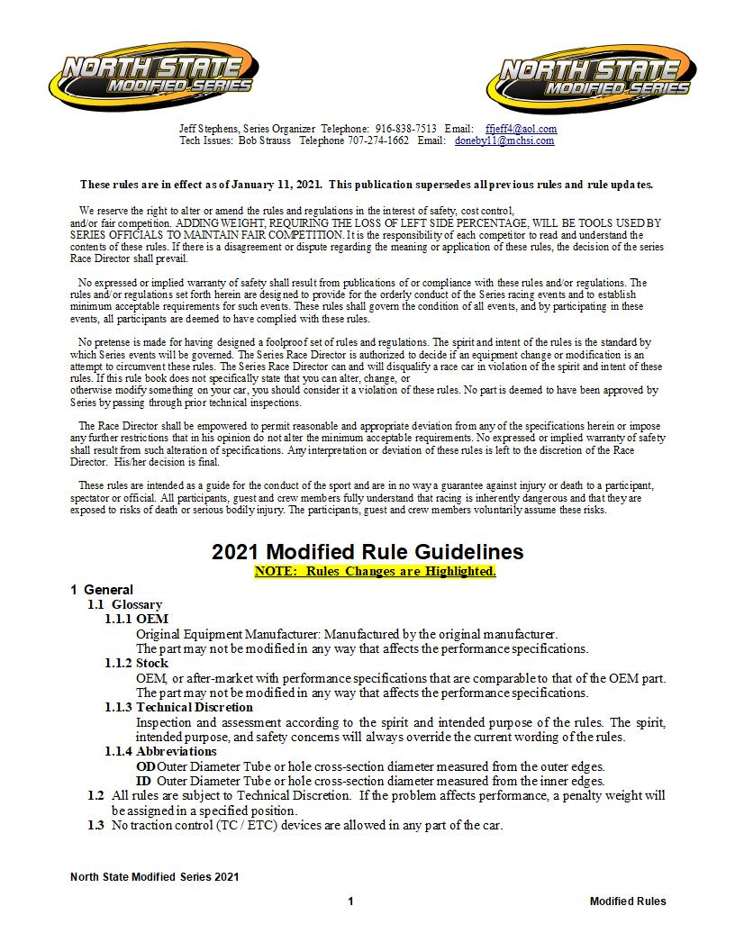 Rules pg 1